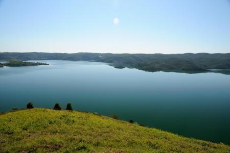 Beliche Dam Photo
